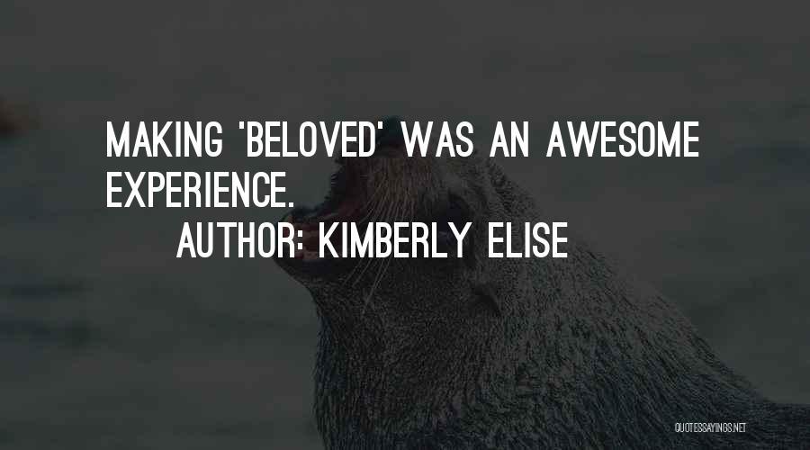 Kimberly Elise Quotes 265989