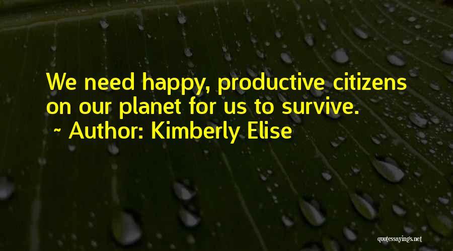 Kimberly Elise Quotes 416250