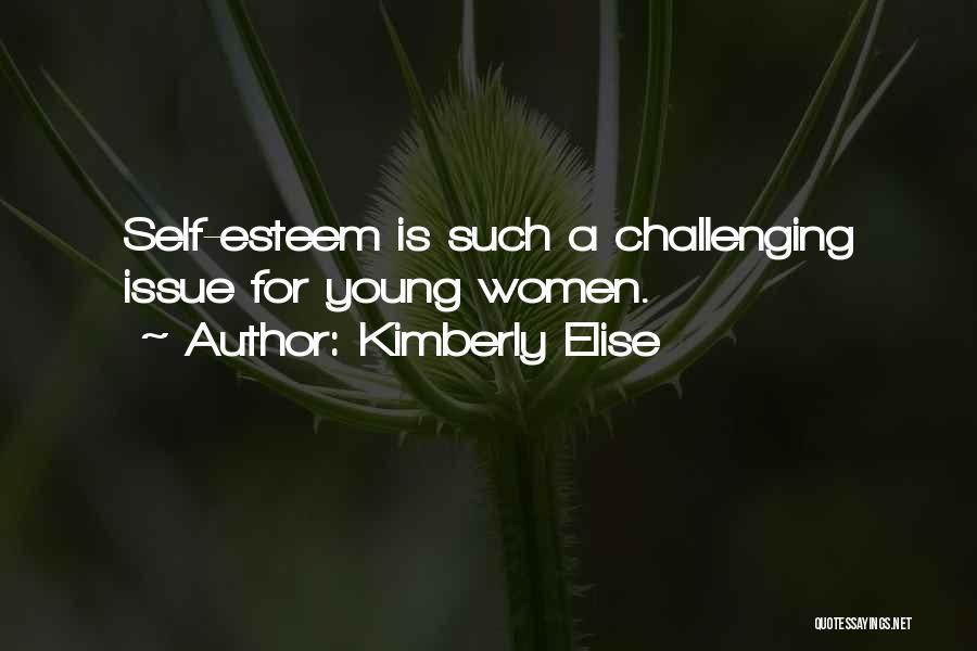 Kimberly Elise Quotes 858323
