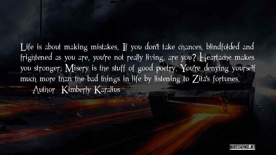 Kimberly Karalius Quotes 1137297