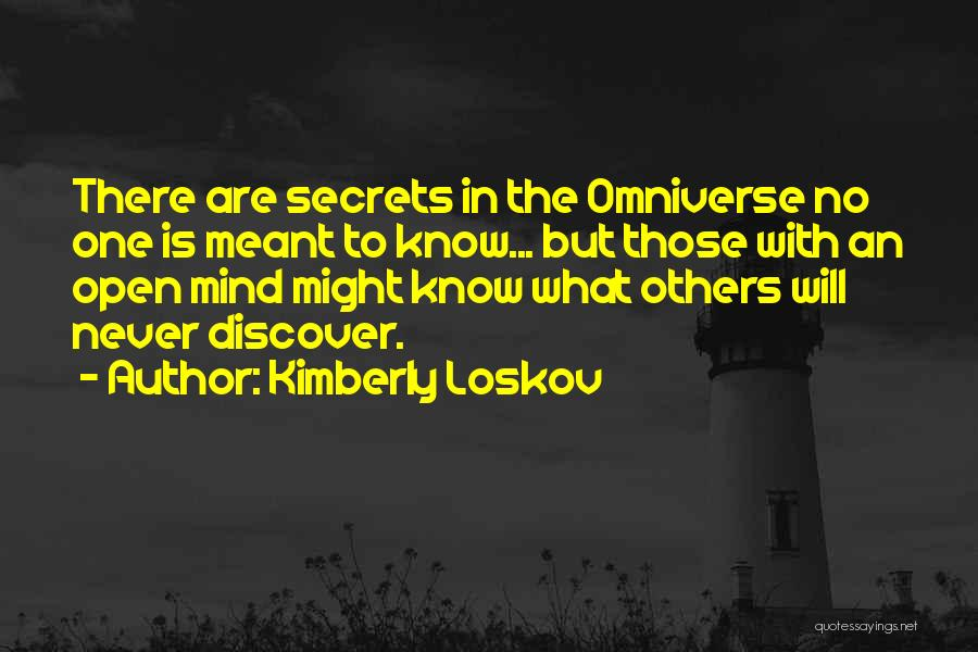 Kimberly Loskov Quotes 2223935