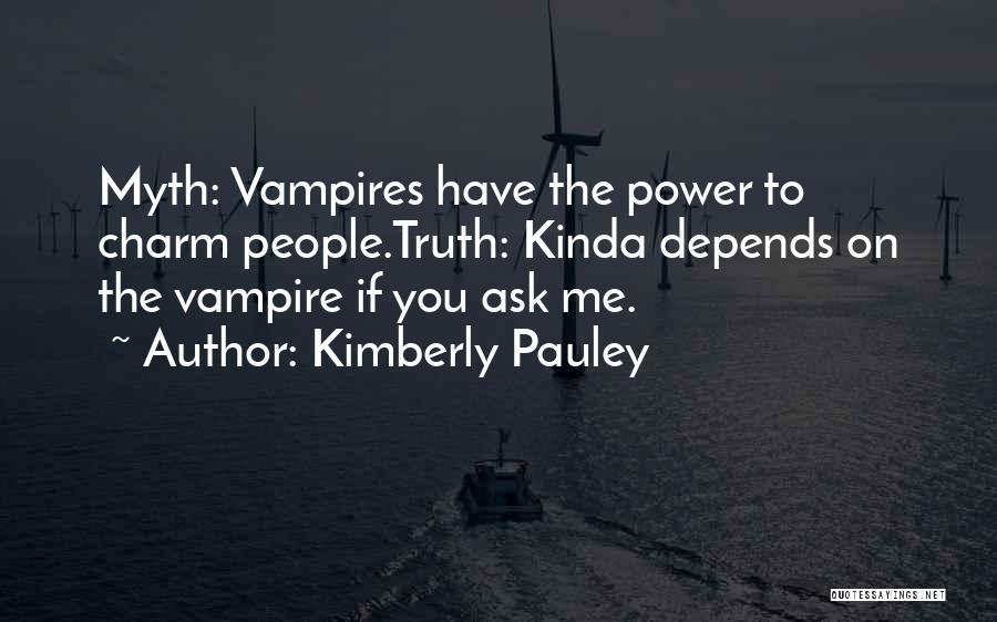 Kimberly Pauley Quotes 619844