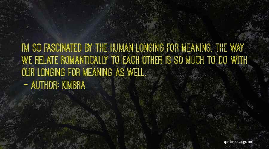 Kimbra Quotes 1799290
