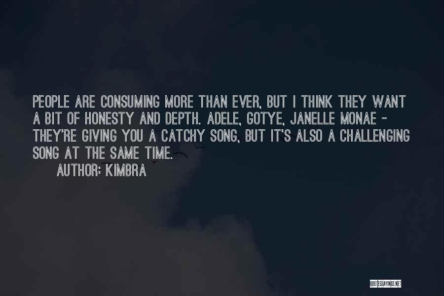 Kimbra Quotes 2080303