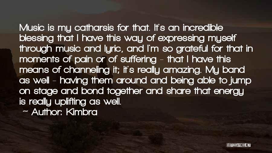 Kimbra Quotes 993407