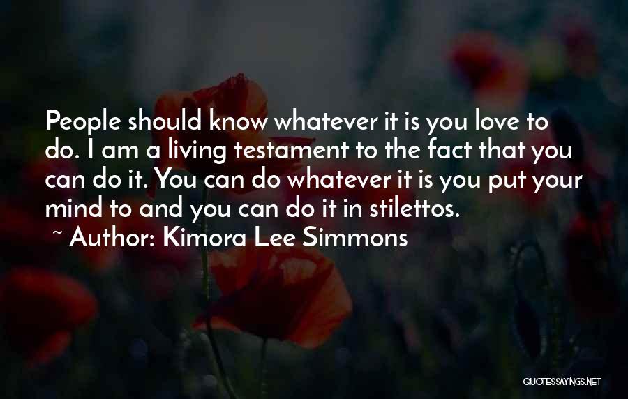 Kimora Lee Simmons Quotes 1358997