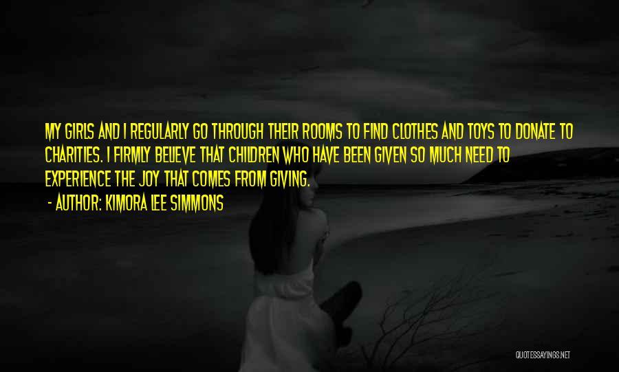 Kimora Lee Simmons Quotes 1541488