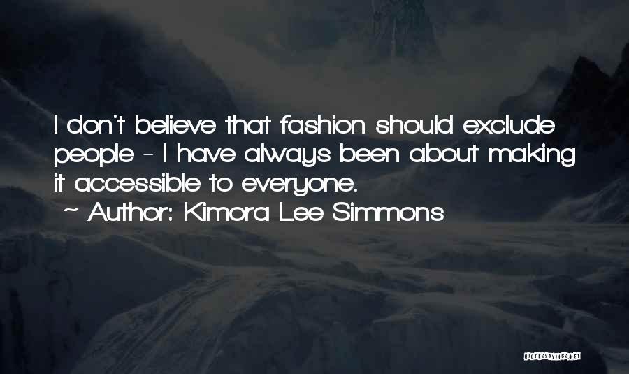 Kimora Lee Simmons Quotes 1761597