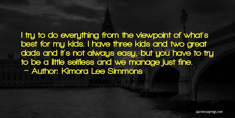 Kimora Lee Simmons Quotes 195198