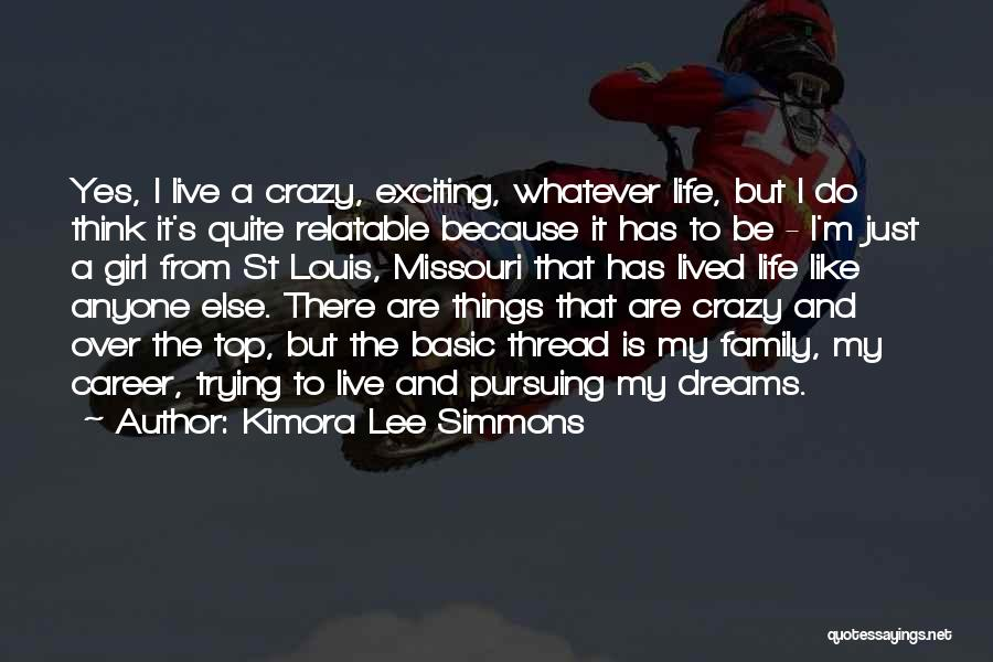 Kimora Lee Simmons Quotes 503907