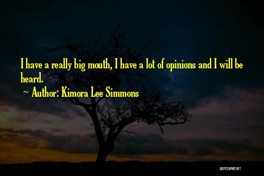 Kimora Lee Simmons Quotes 549310