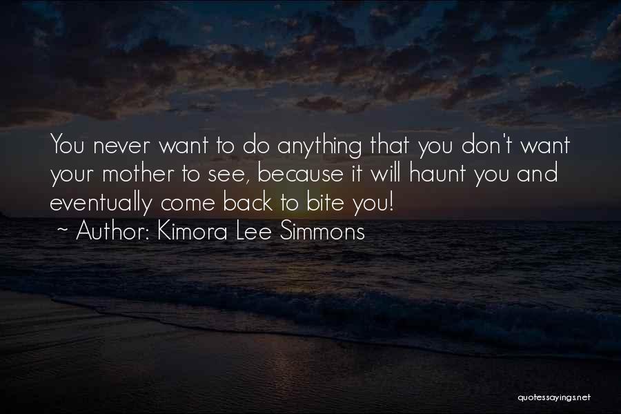 Kimora Lee Simmons Quotes 665555