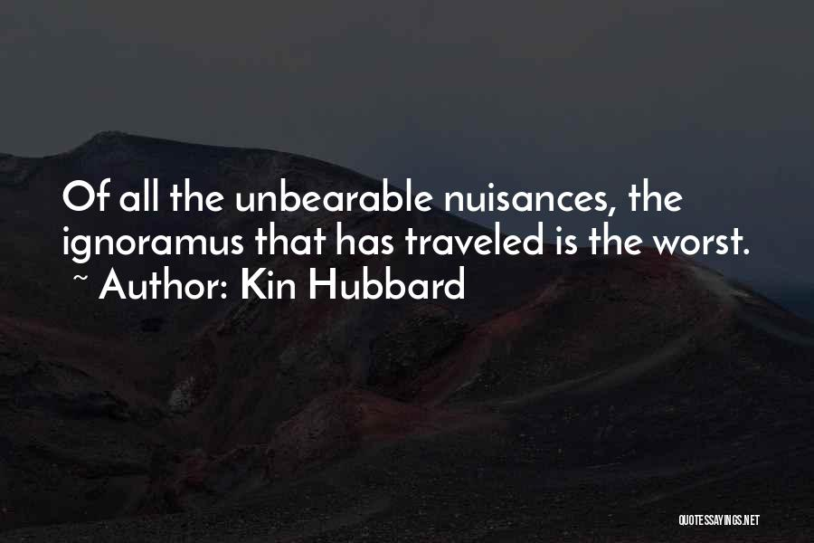 Kin Hubbard Quotes 1767327