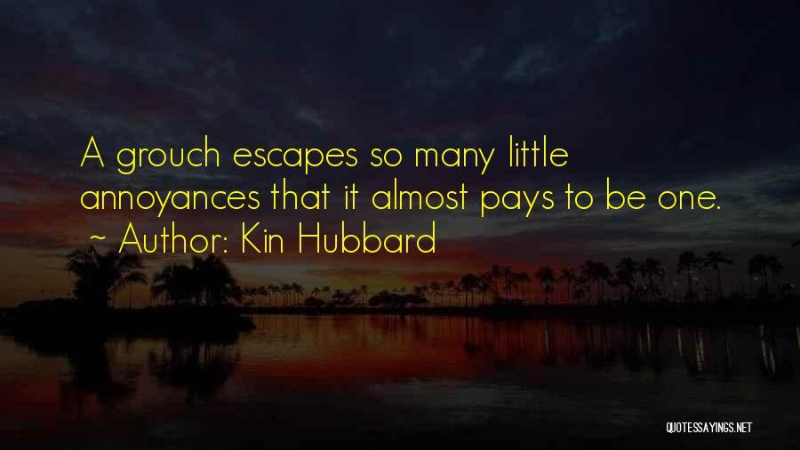 Kin Hubbard Quotes 2209642