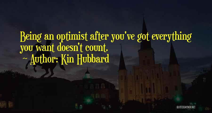 Kin Hubbard Quotes 549698