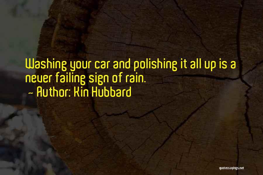Kin Hubbard Quotes 559112