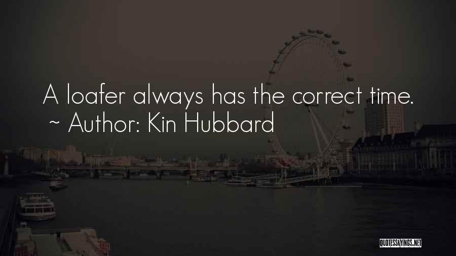 Kin Hubbard Quotes 760269