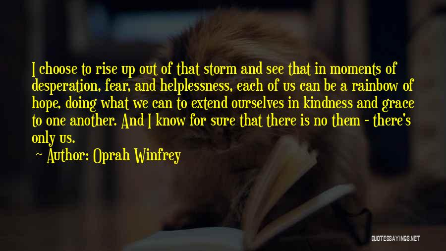 Kindness And Grace Quotes By Oprah Winfrey