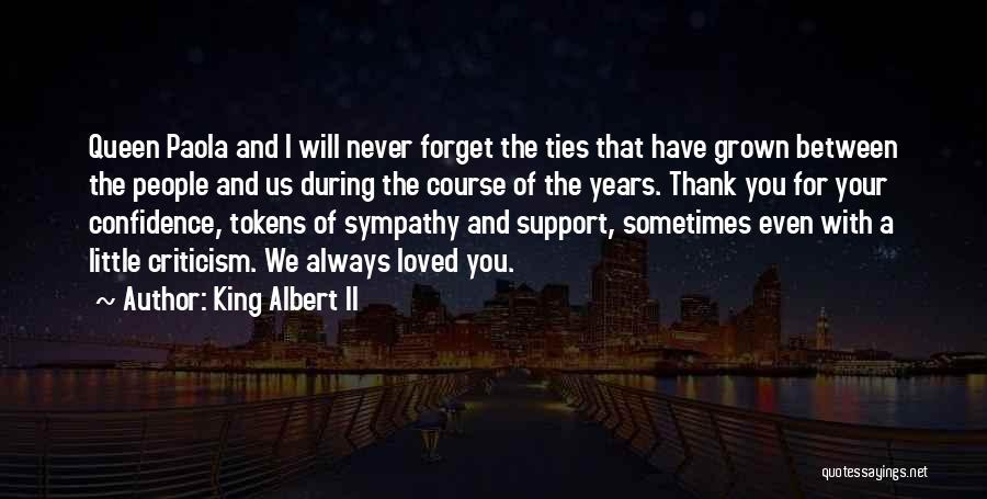 King Albert II Quotes 1468587