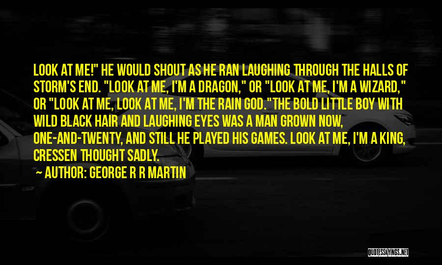 King Renly Quotes By George R R Martin