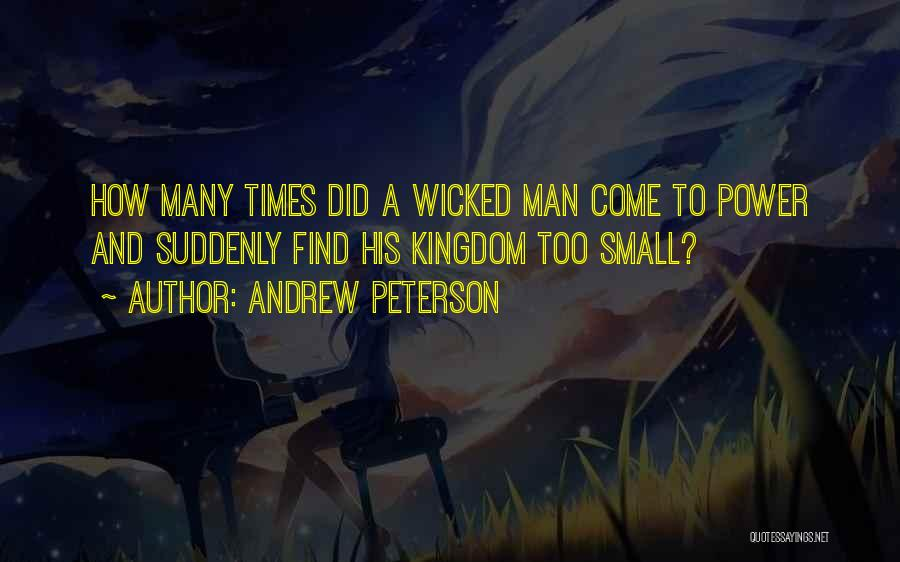 Kingdom Of The Wicked Quotes By Andrew Peterson