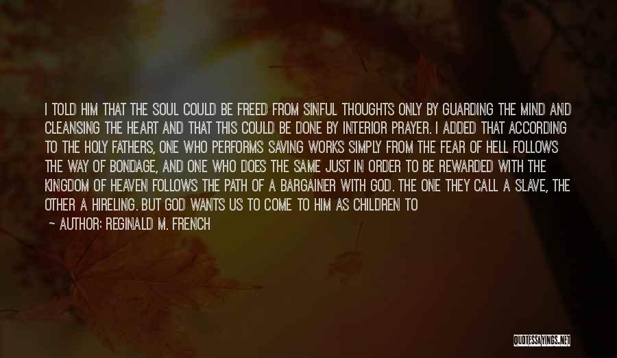 Kingdom Of Zeal Quotes By Reginald M. French
