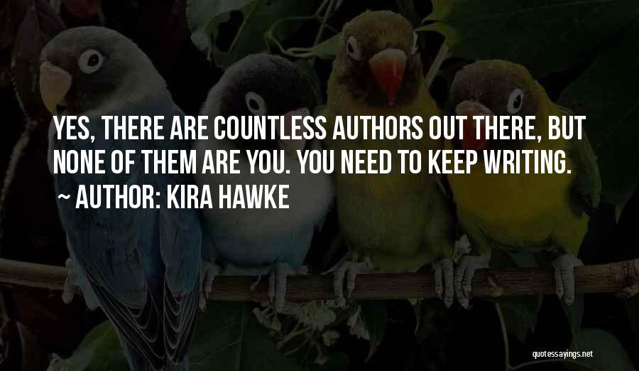 Kira Hawke Quotes 1090487