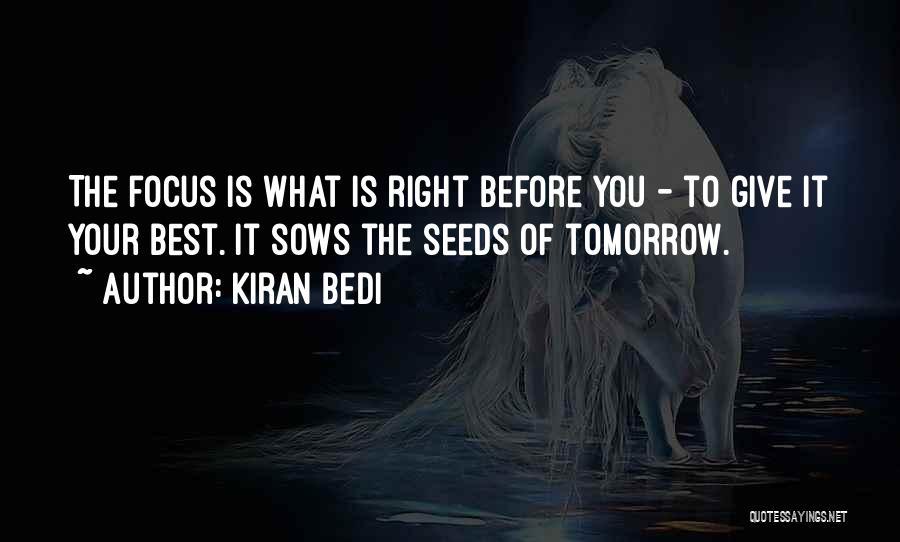Kiran Bedi Quotes 1871072