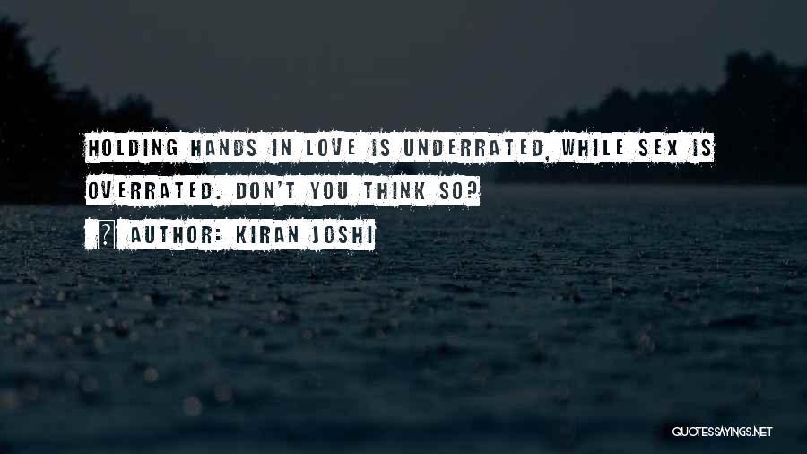 Kiran Joshi Quotes 1452967