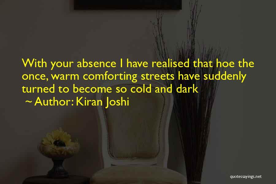 Kiran Joshi Quotes 337366