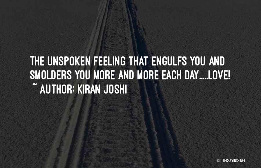 Kiran Joshi Quotes 623095