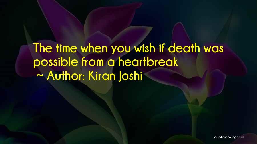 Kiran Joshi Quotes 846388