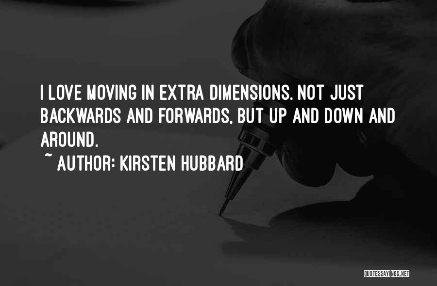 Kirsten Hubbard Quotes 2207516
