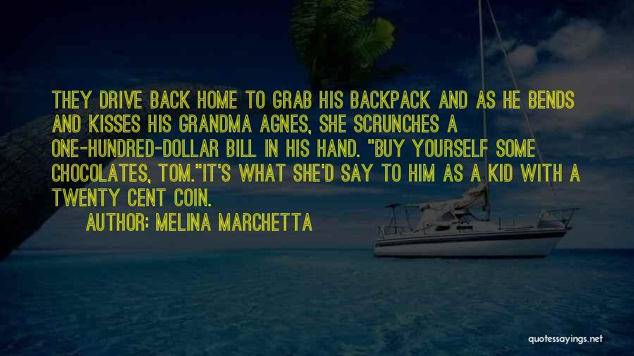 Kisses Chocolates Quotes By Melina Marchetta