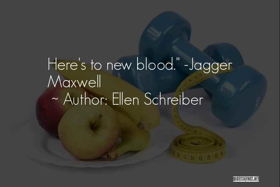 Kissing Your Ex Quotes By Ellen Schreiber