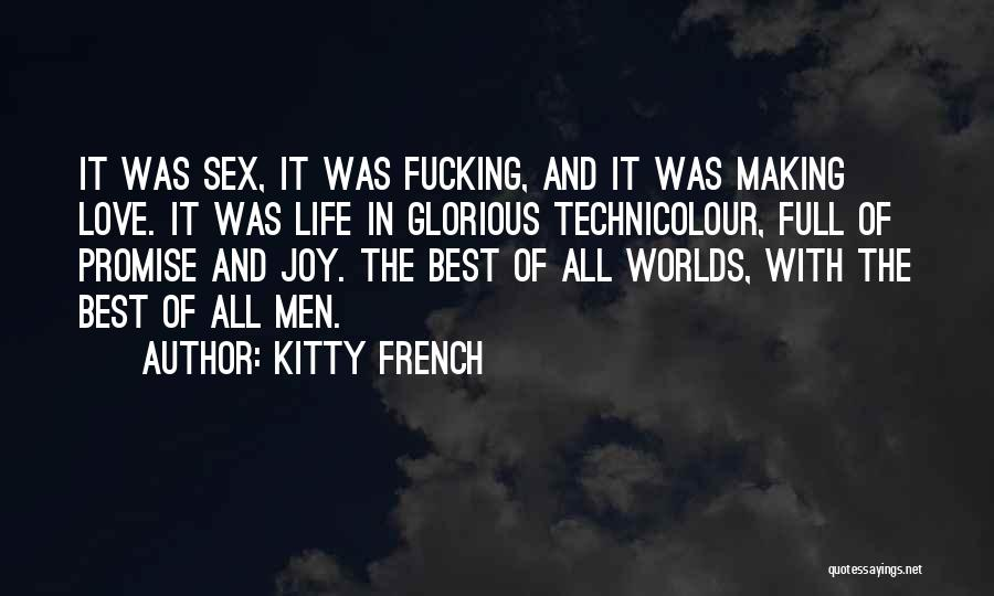 Kitty French Quotes 1550152
