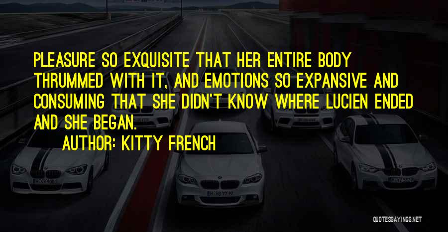 Kitty French Quotes 1628255