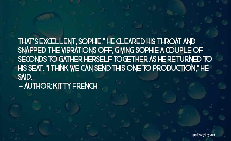 Kitty French Quotes 1833136