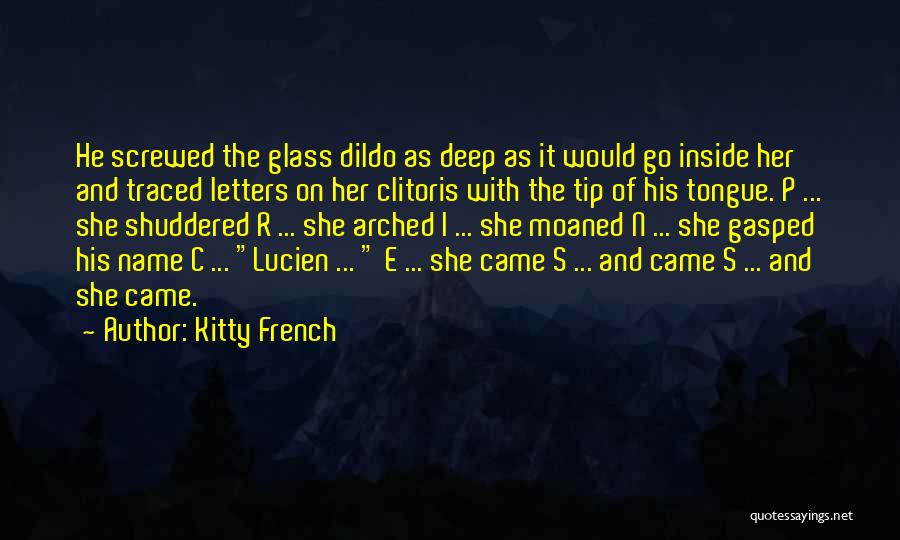 Kitty French Quotes 219127