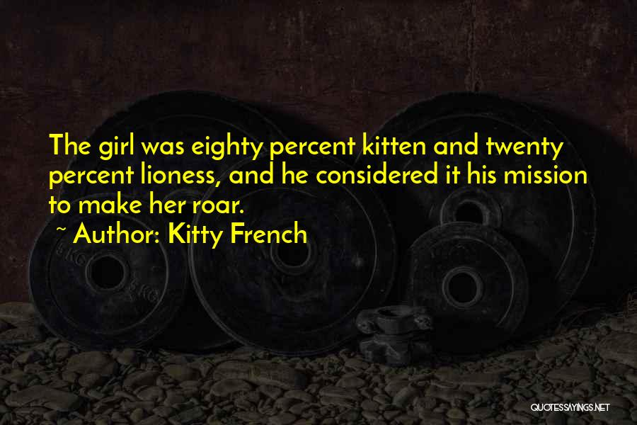 Kitty French Quotes 900399