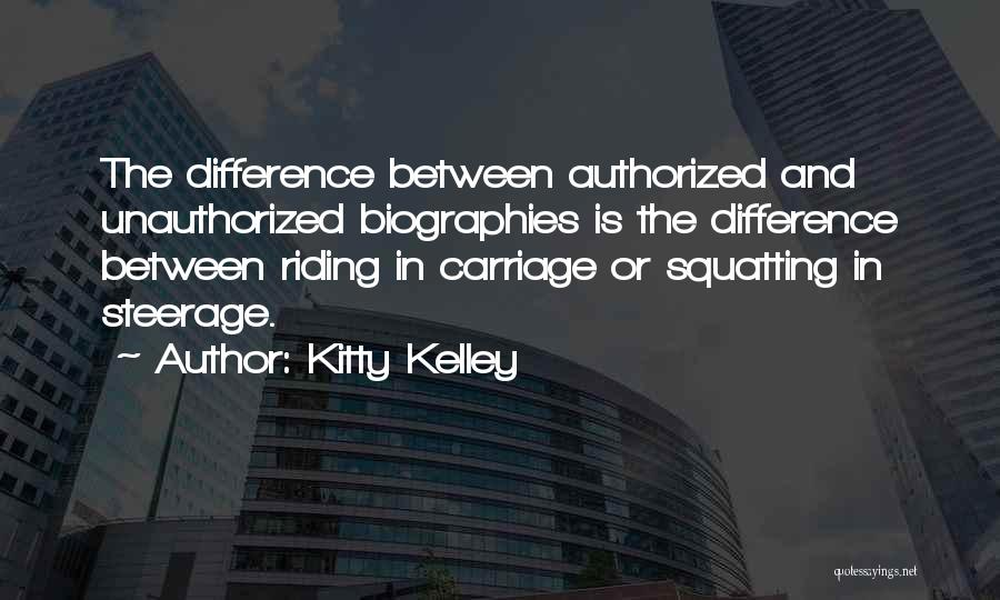 Kitty Kelley Quotes 595183