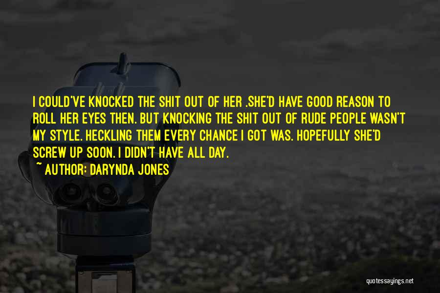 Knocking Quotes By Darynda Jones