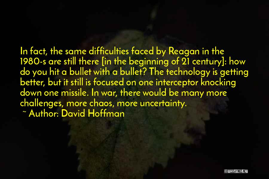 Knocking Quotes By David Hoffman