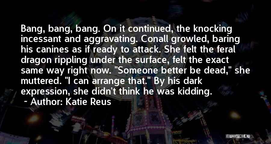 Knocking Quotes By Katie Reus