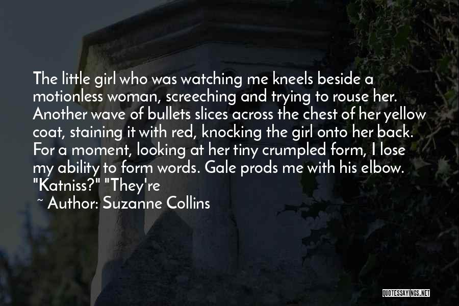 Knocking Quotes By Suzanne Collins