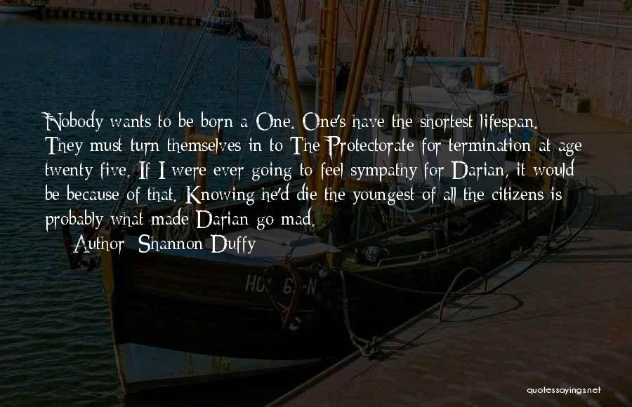 Knowing He Is The One Quotes By Shannon Duffy