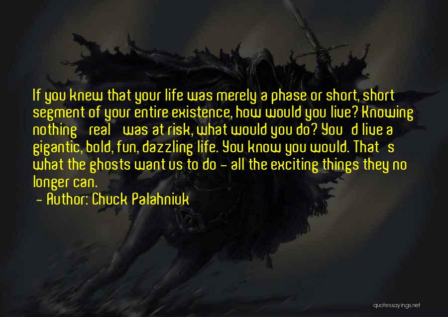 Knowing How To Have Fun Quotes By Chuck Palahniuk