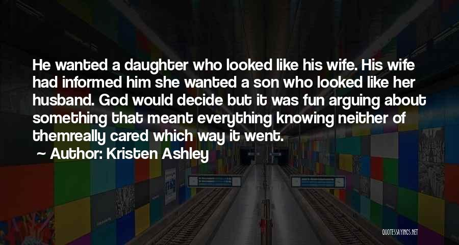 Knowing How To Have Fun Quotes By Kristen Ashley