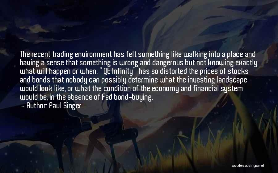 Knowing Something Is Wrong Quotes By Paul Singer