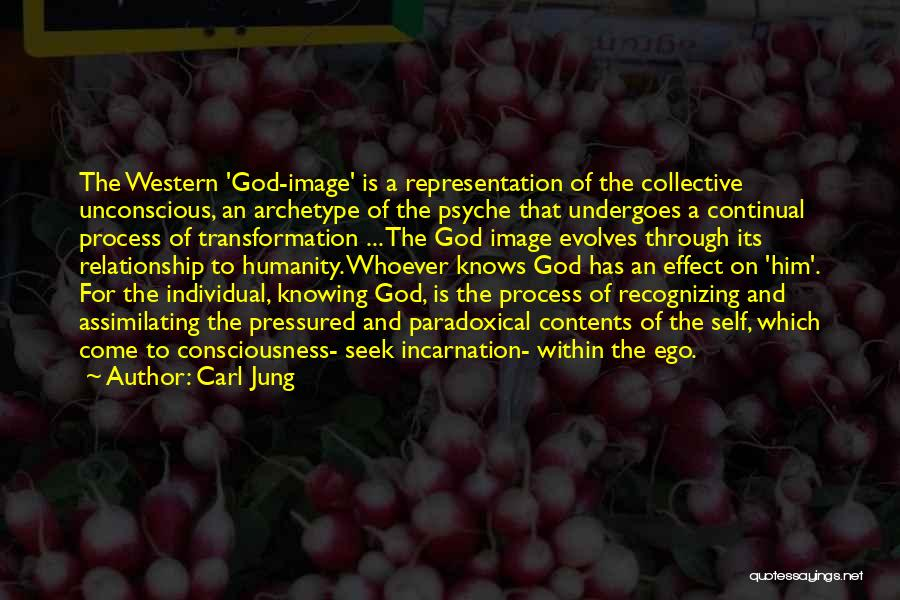 Knowing When A Relationship Is Over Quotes By Carl Jung